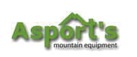 Asport's Mountain Equipment: Living the mountain