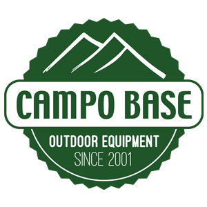 Campo base outdoor equipment: alpinismo, trekking, arrampicata, viaggio, sport di montagna