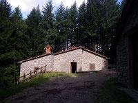 Rifugio Alpino Casanova - Alle porte del Parco Nazionale delle Foreste Casentinesi, Monte Falterona, Campigna