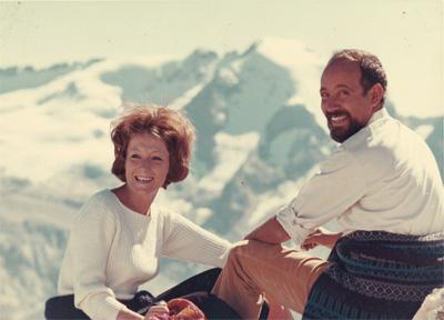 Toni Maraini e Mohamed Melehi, Marocco 1969